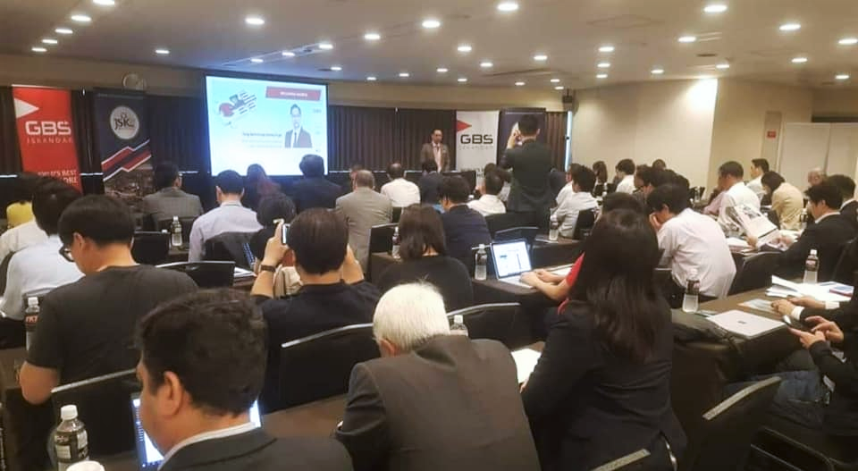 GBS Special Briefing in Osaka, Japan